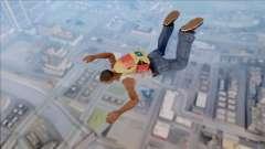Get a Parachute when Entering a Plane para GTA San Andreas