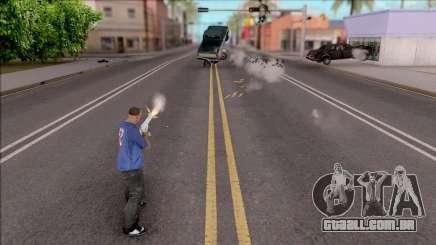 Super Force v5 para GTA San Andreas