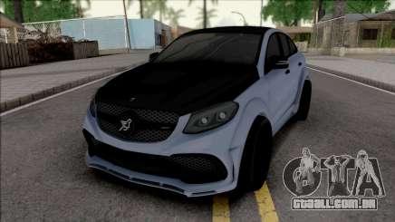 Mercedes-AMG GLE 63 Coupe Hamann para GTA San Andreas