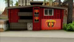 FC Vardar House para GTA San Andreas