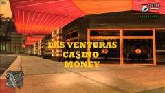 Money Las Venturas para GTA San Andreas