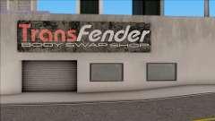 San Fierro Showroom [RH] para GTA San Andreas