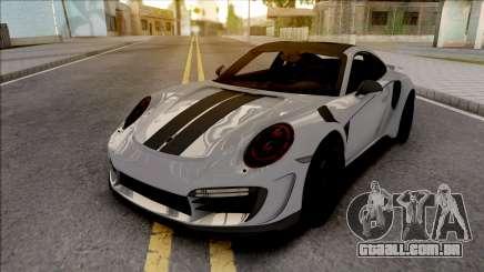 Porsche 911 Stinger GTR 2017 TopCar para GTA San Andreas