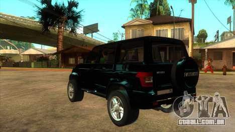 UAZ PATRIOT 78RUS para GTA San Andreas