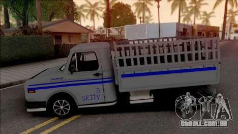 BMC Levend 1.0 para GTA San Andreas