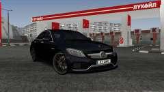 Mercedes-Benz C63s W205