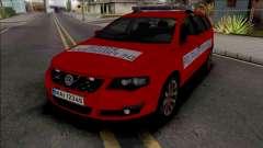 Volkswagen Passat Politia De Frontiera para GTA San Andreas