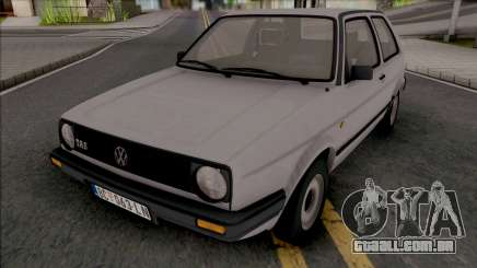Volkswagen Golf MK2 TAS JX [2 Door] para GTA San Andreas