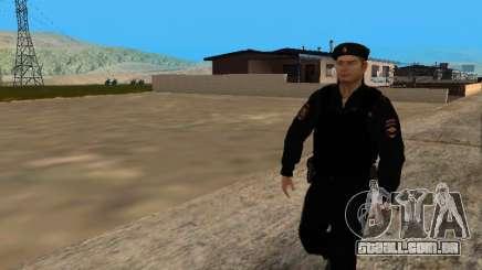 Funcionário da PPP da pele para GTA San Andreas