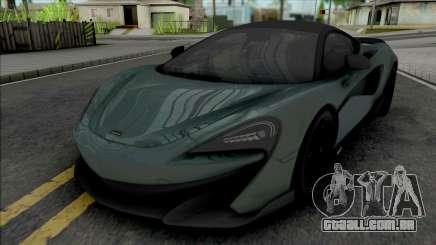 McLaren 600LT (SA Lights) para GTA San Andreas