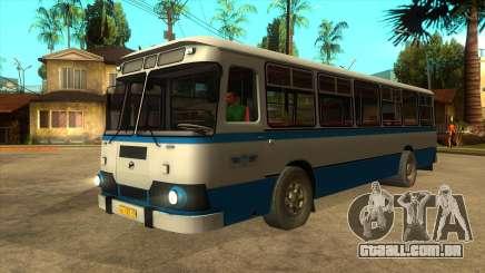 Ônibus LiAz 677M para GTA San Andreas