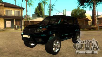 UAZ PATRIOT 78RUS para GTA San Andreas