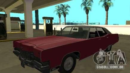 Mercury Grand Marquis 1972 para GTA San Andreas