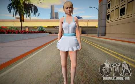 DOAXVV Marie Rose Sweety Valentines Day para GTA San Andreas