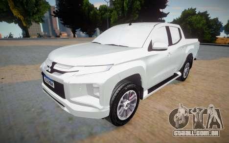Mitsubishi L-200 Triton 2020 para GTA San Andreas