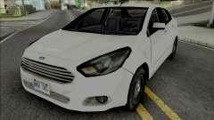 Ford Ka Sedan 2015 Improved