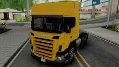 Scania R440 SA Style para GTA San Andreas
