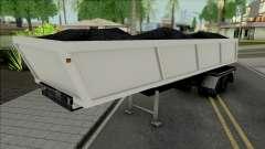 Open Semi-trailer Improved para GTA San Andreas