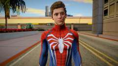 Spider Man PS5 Advanced unmasked Ben Jordan