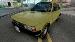 Fiat 147 Improved v2 para GTA San Andreas