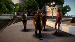 Sutener - As Ruas do para GTA San Andreas