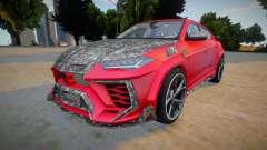 Lamborghini Urus Mansory