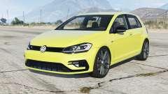 Volkswagen Golf R 5 portas (Typ 5G) 201〡8 para GTA 5