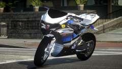 Suzuki GSX-R 600 L1 para GTA 4