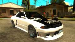 GTA V Annis Elegy Retro para GTA San Andreas