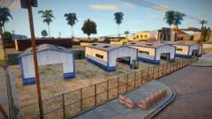 Mechanic Center In Idlegas para GTA San Andreas