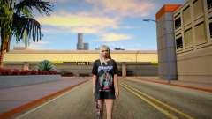 Rachel v11 para GTA San Andreas