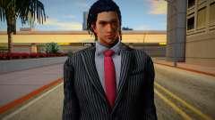 TEKKEN7 Claudio Serafino Corporate CEO PBR para GTA San Andreas