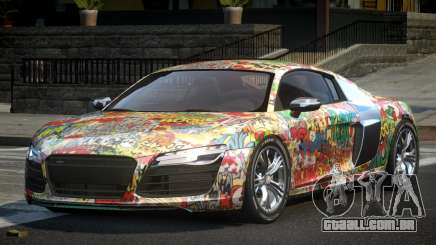 Audi R8 BS-G L1 para GTA 4