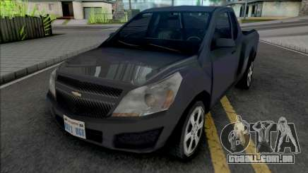 Chevrolet Montana LS 2014 Improved para GTA San Andreas