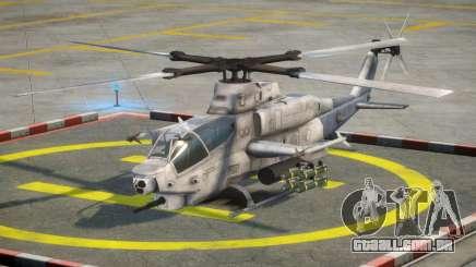 Bell AH-1Z para GTA 4