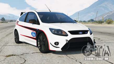 Ford Focus RS (DA3) 2010〡add-on para GTA 5