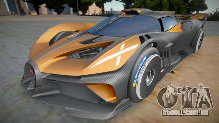 Bugatti Bolide para GTA San Andreas