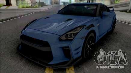 Nissan GT-R Premium Top Secret para GTA San Andreas