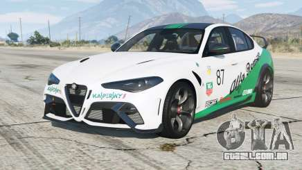 Alfa Romeo Giulia GTAm (952) 2020〡add-on para GTA 5