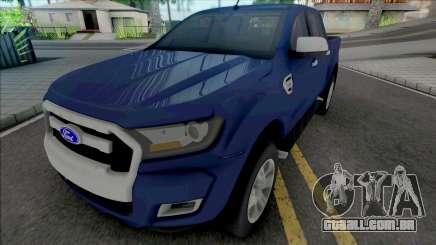 Ford Ranger XLT 2016 para GTA San Andreas