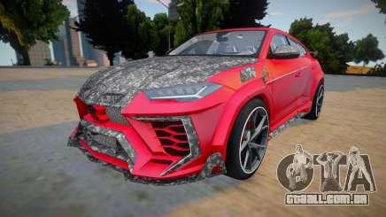 Lamborghini Urus Mansory para GTA San Andreas