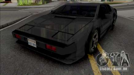 Lotus Esprit 1986 para GTA San Andreas