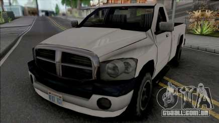 Dodge Ram 2500 2008 Improved para GTA San Andreas