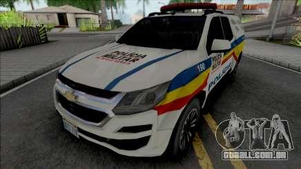 Chevrolet S10 PMMG para GTA San Andreas