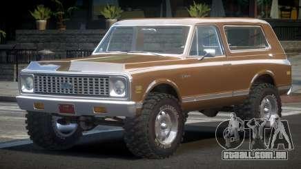 Chevrolet Blazer 70S para GTA 4