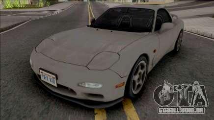 Mazda Efini RX-7 Type R (FD) 1991 Improved para GTA San Andreas