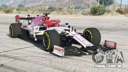 Alfa Romeo Racing C39〡add-on para GTA 5