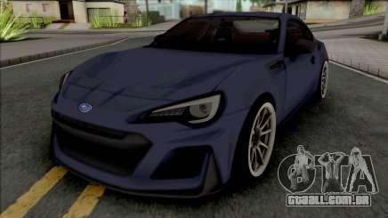 Subaru BRZ STi 2016 para GTA San Andreas