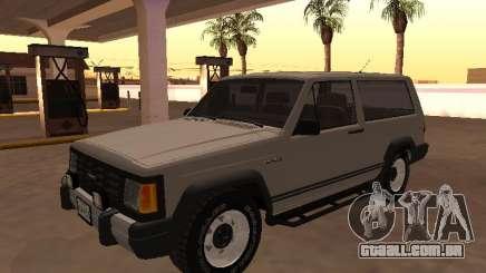 Envemo Camper 1990 (Version Edited) para GTA San Andreas