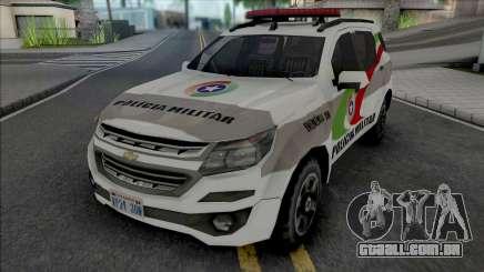 Chevrolet Trailblazer 2017 PMSC para GTA San Andreas